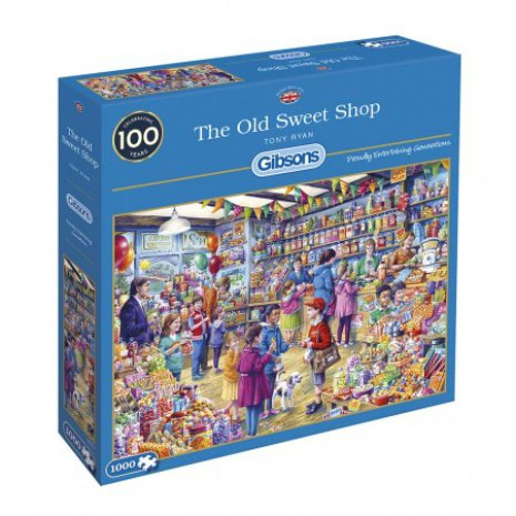 Puzzel The Old Sweet Shop (1000)